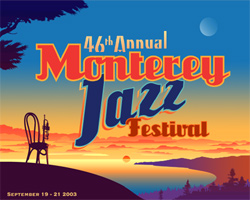 46th Annual Monterey Jazz Festival
