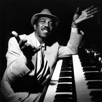 Jazz organist Jimmy Smith