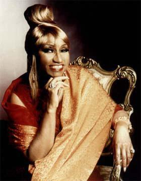Celia Cruz - The Queen of Salsa