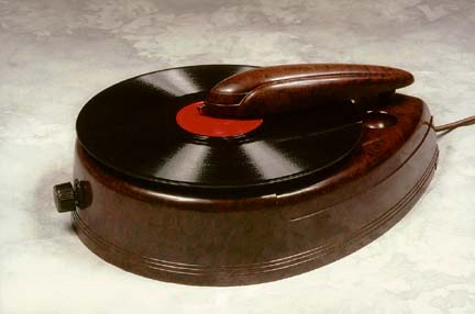 GE Model JM3 Record Player