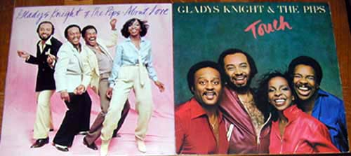 Gladys Knight & The Pips - About Love and Touch