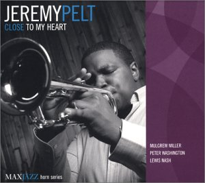 Jeremy Pelt - Close to my Heart