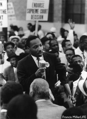 Dr. Martin Luther King, Jr. - 1960