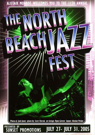 North Beach Jazz Festival 2005