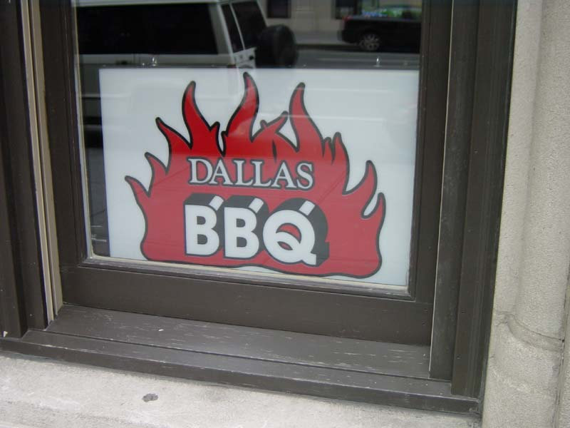 Dallas BBQ on West 72nd St