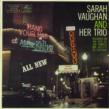 Sarah Vaughan - Live At Mister Kelly's