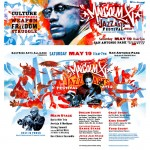 Eastside Arts Alliance presents the 12th Annual Malcolm X JazzArts Festival - Saturday, May 19