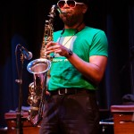 Howard Wiley Quartet: I Love The 80's @ Intersection for the Arts - 3/28