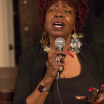 The Jazz Journalists Association Recognizes The Dynamic Miss Faye Carol With A Jazz Hero Award At Yoshi's on 1-3 p.m., April 12, 2014