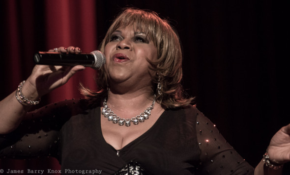 Deniece Williams @ Yoshi's San Francisco - 03.15.14